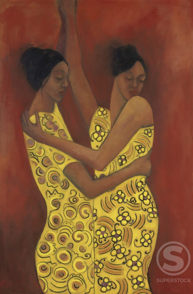 Stock Photo: 838-256 Dancers