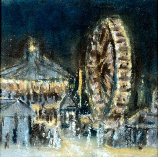 Stock Photo: 849-11035 The Carnival