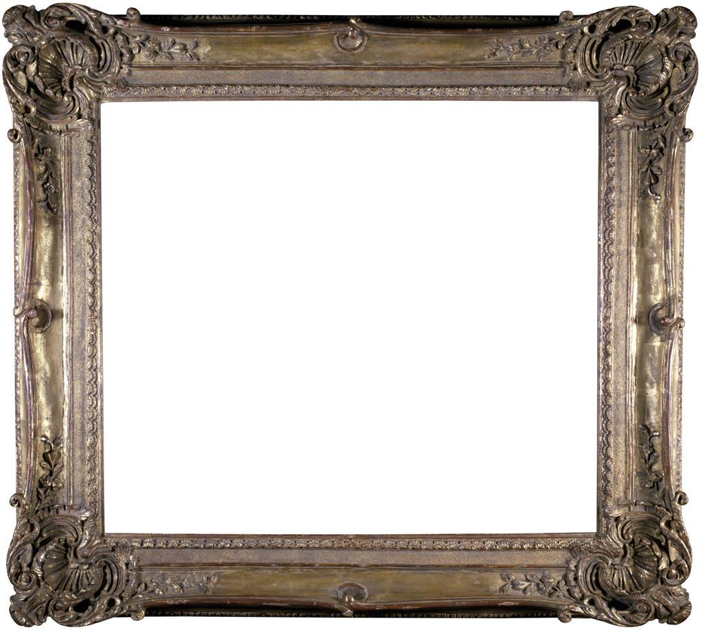 Stock Photo: 849-11757 wooden art frame