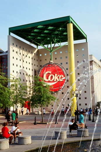 World of Coca-Cola Pavilion