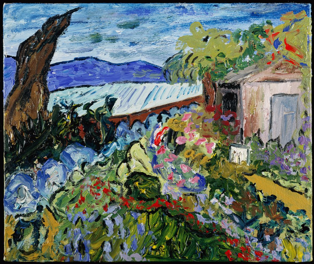 Garden at Pience