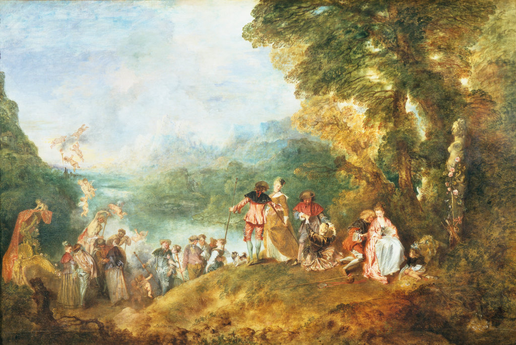 Embarkation For Cythera 