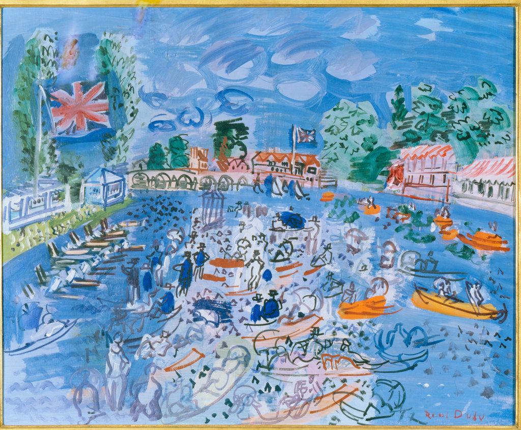 Stock Photo: 862-1062 Regatta At Henley 