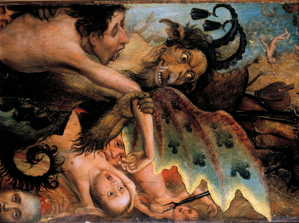 Stock Photo: 862-1105 Hell  (The Inferno) 
