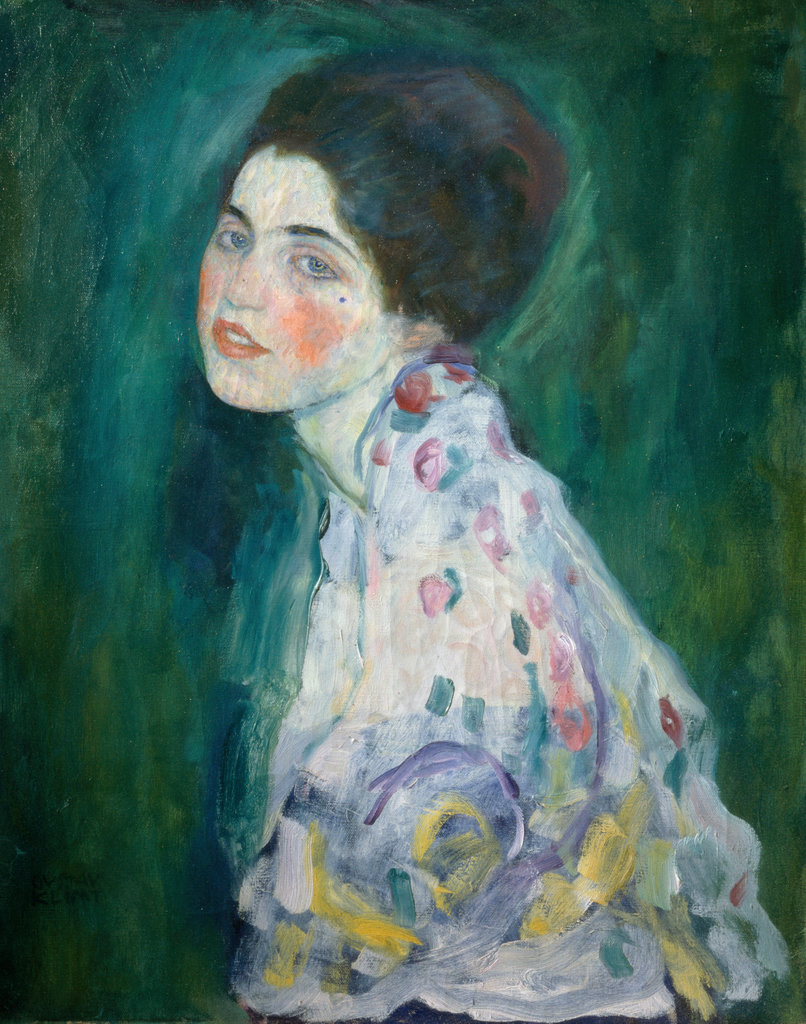 Stock Photo: 862-1121 Portrait of a Woman 