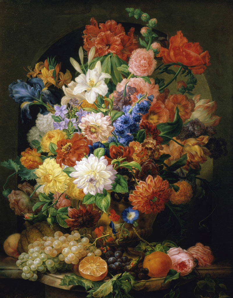 Stock Photo: 862-1128 Floral Still Life