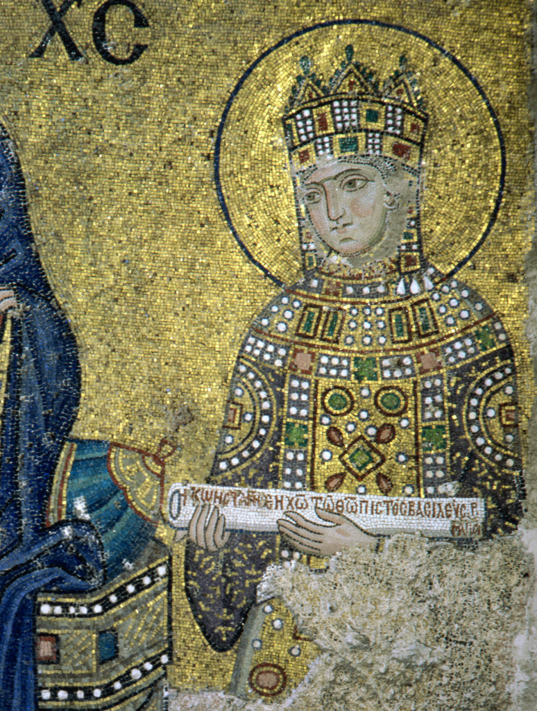 Stock Photo: 862-1137 Empress Zoe 