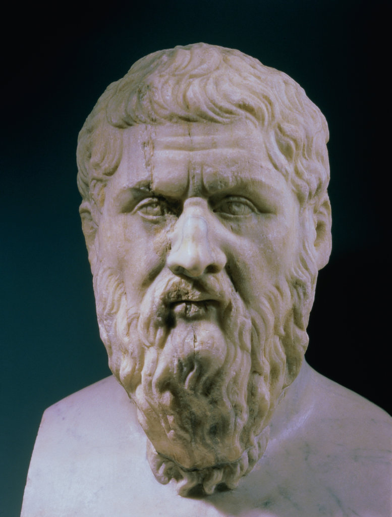Stock Photo: 862-1155 Plato