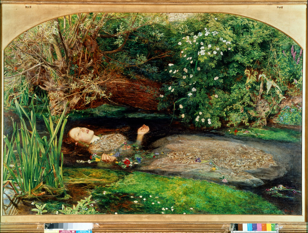 Stock Photo: 862-1173 Ophelia