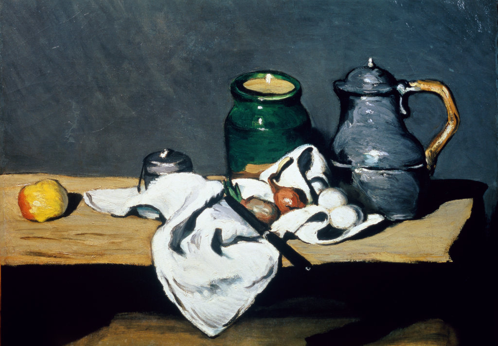 Stock Photo: 862-1176 Still Life With Tea Kettle