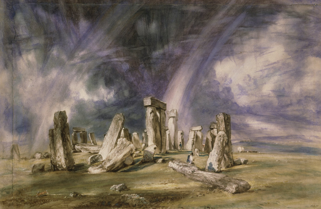 Stock Photo: 862-1185 Stonehenge
