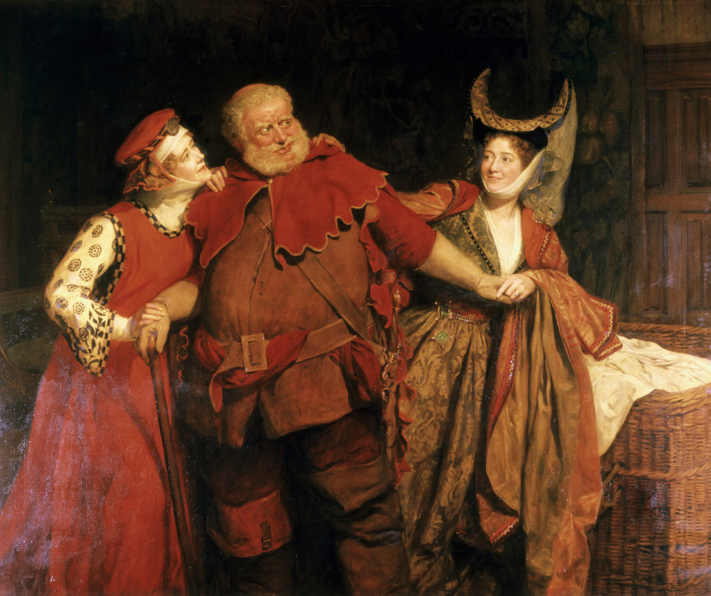 Stock Photo: 862-1206 Merry Wives of Windsor
