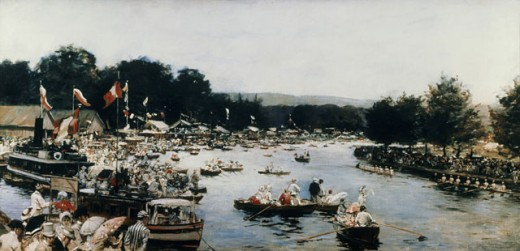 Stock Photo: 862-1320 Henley Regatta