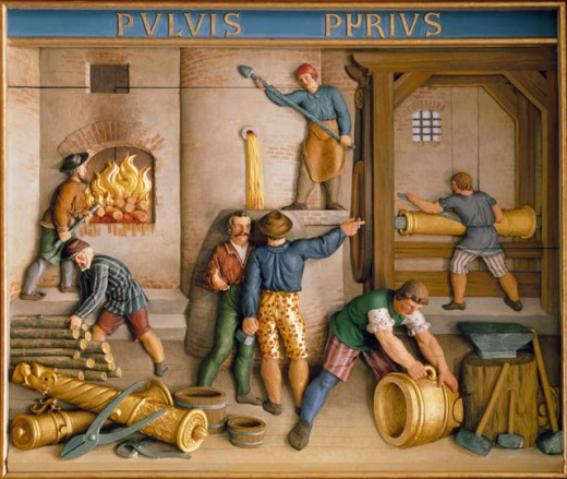 Making Cannon By: Danish Woodworker 