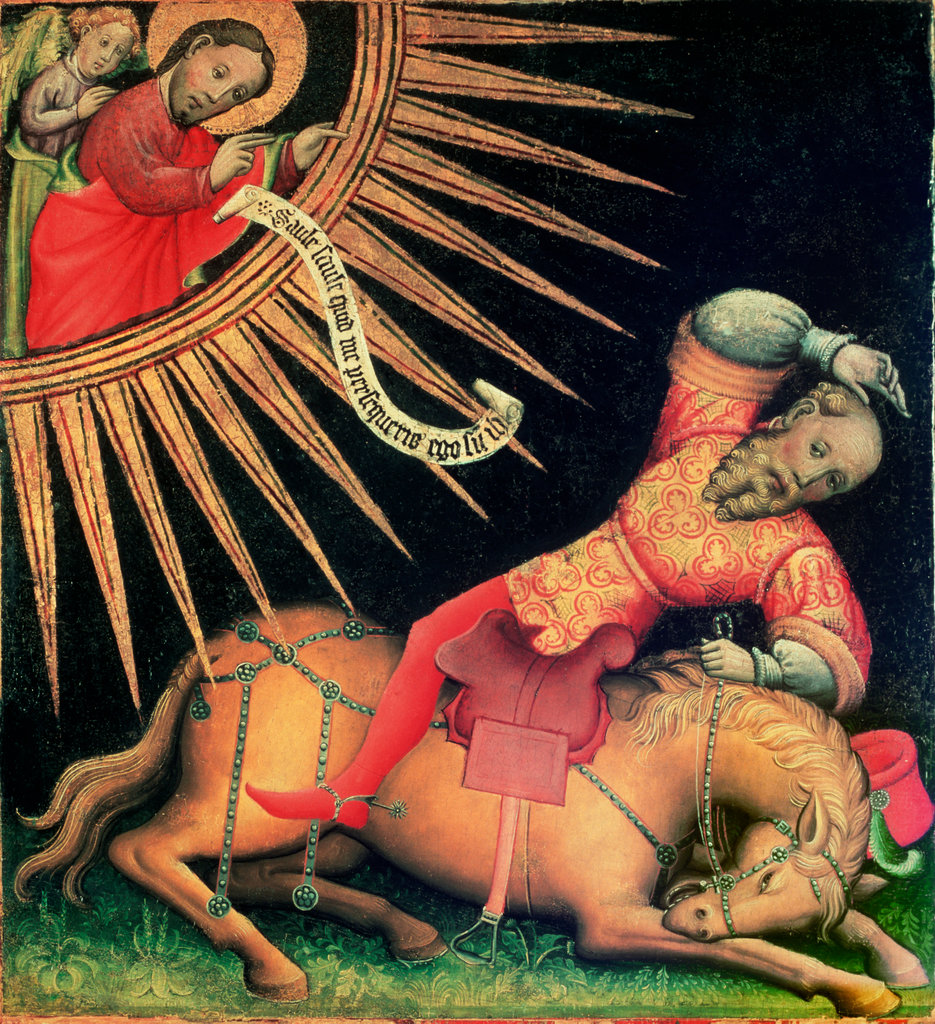Stock Photo: 862-1455 Conversion of Saint Paul