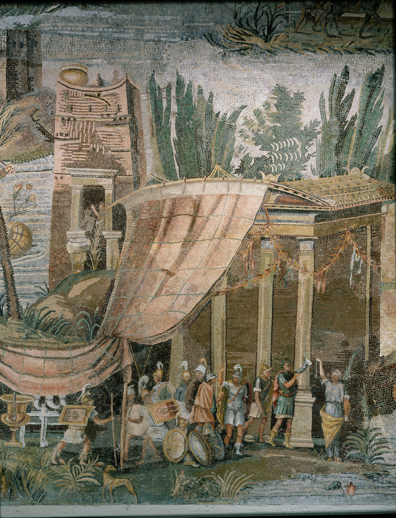 Roman Garrison Detachment on the Nile