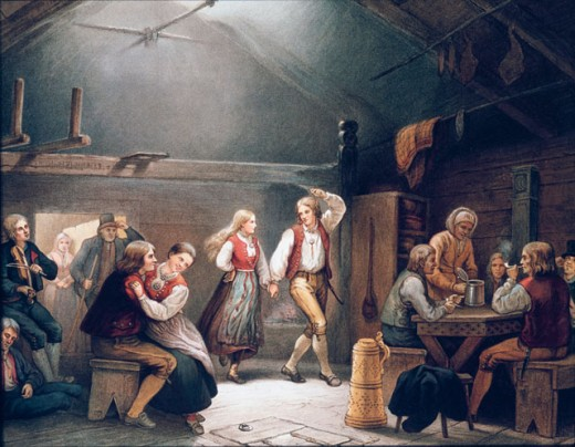 Norwegian Popular Dance