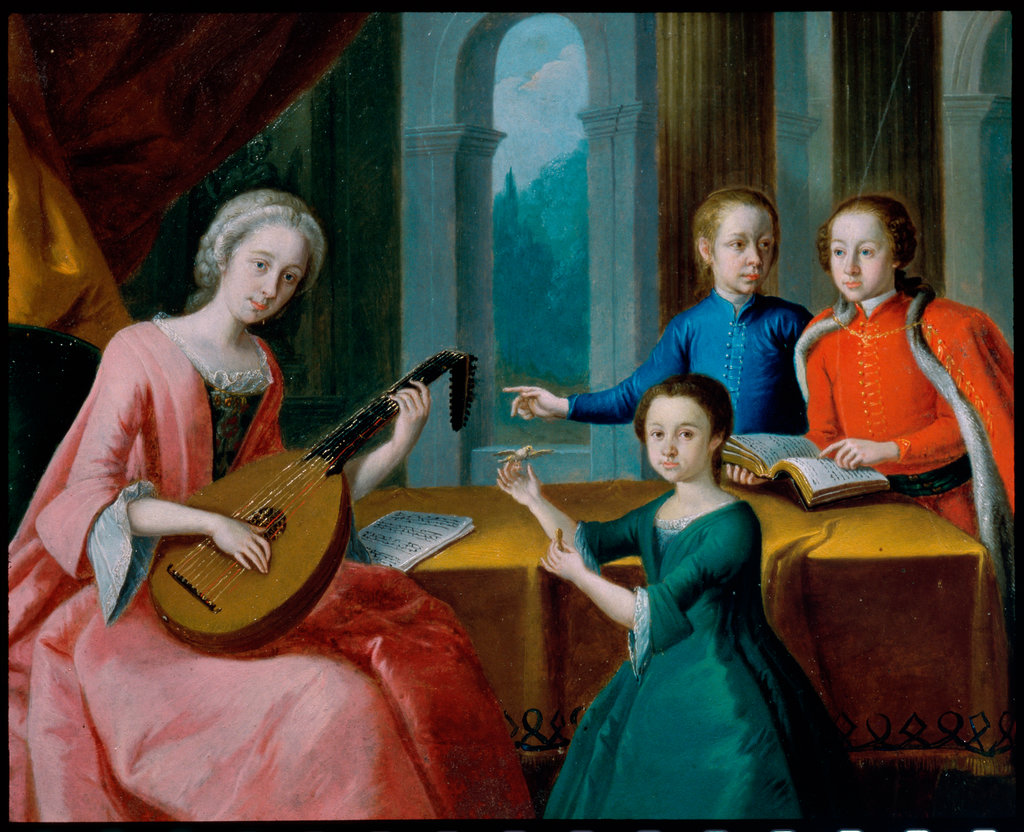 Stock Photo: 862-1682 Music Studio 