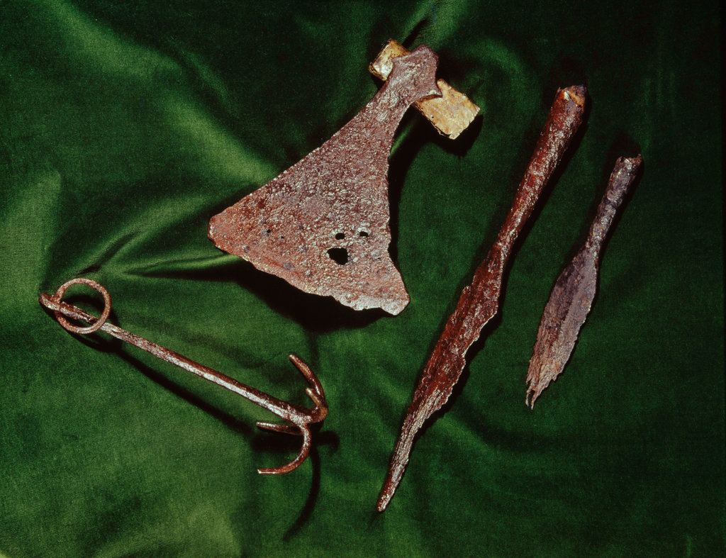 Tools, Iron Age