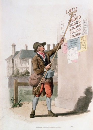 Stock Photo: 862-1790 Bill Poster 