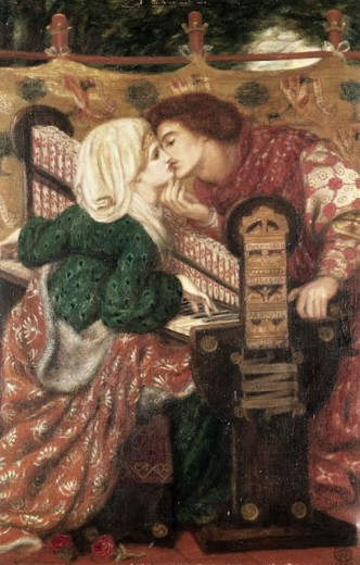 Stock Photo: 862-1800 King Rene's Honeymoon