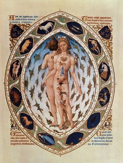 Stock Photo: 862-1821 French - Zodiac