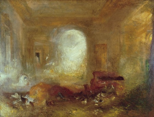Interior at Petworth