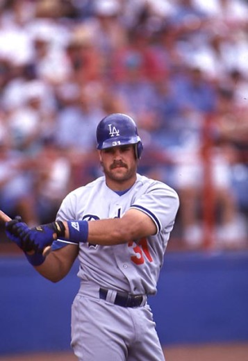 Stock Photo: 863-W201 Mike Piazza
