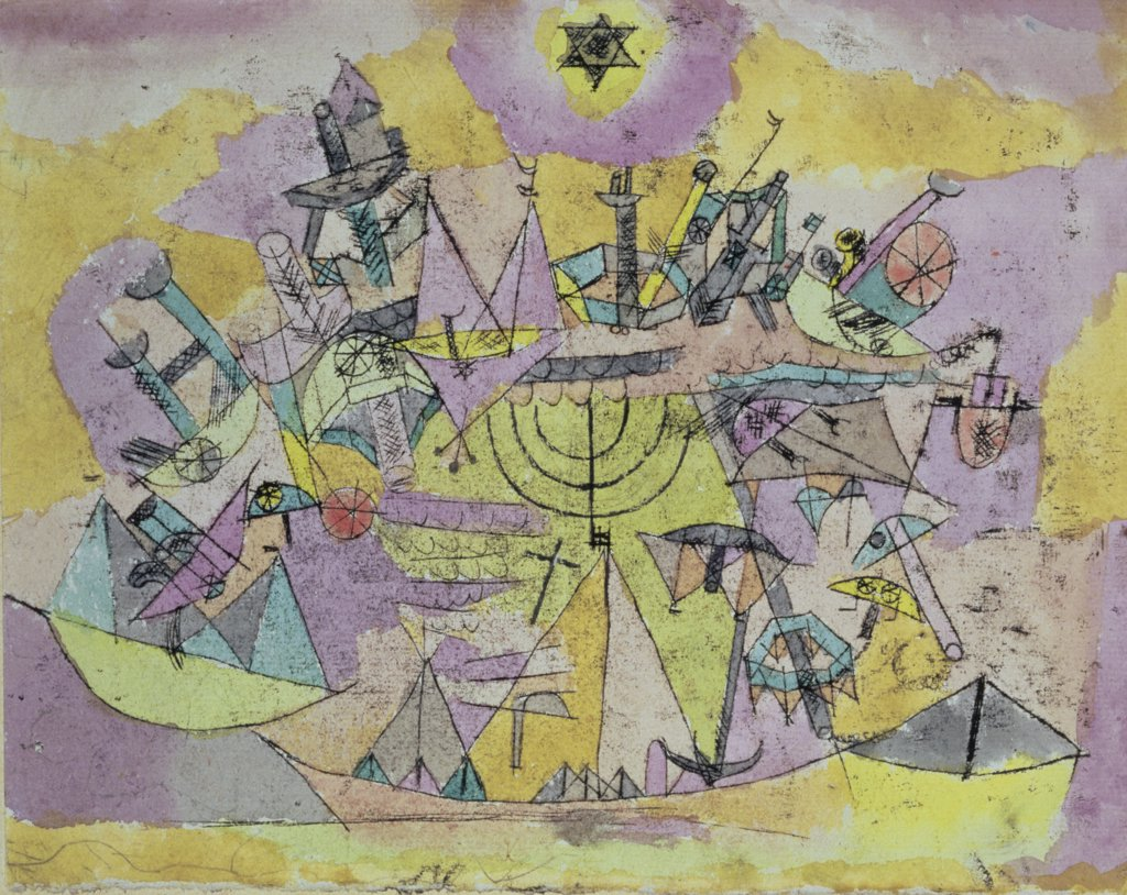 Ship's Warning 