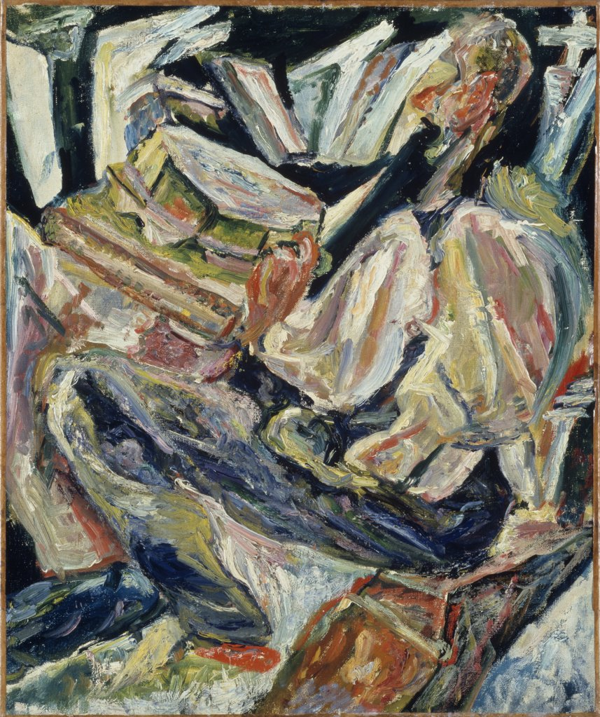 Stock Photo: 866-3177 Homme Assis 