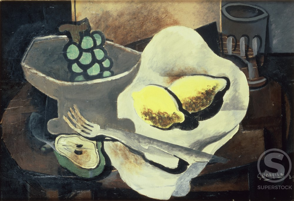 Still Life with a Fork 