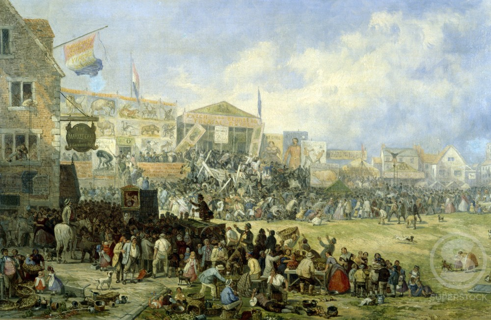 Stock Photo: 866-3317 Country Fair