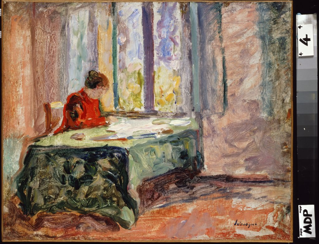 Stock Photo: 866-3501 Woman Sewing