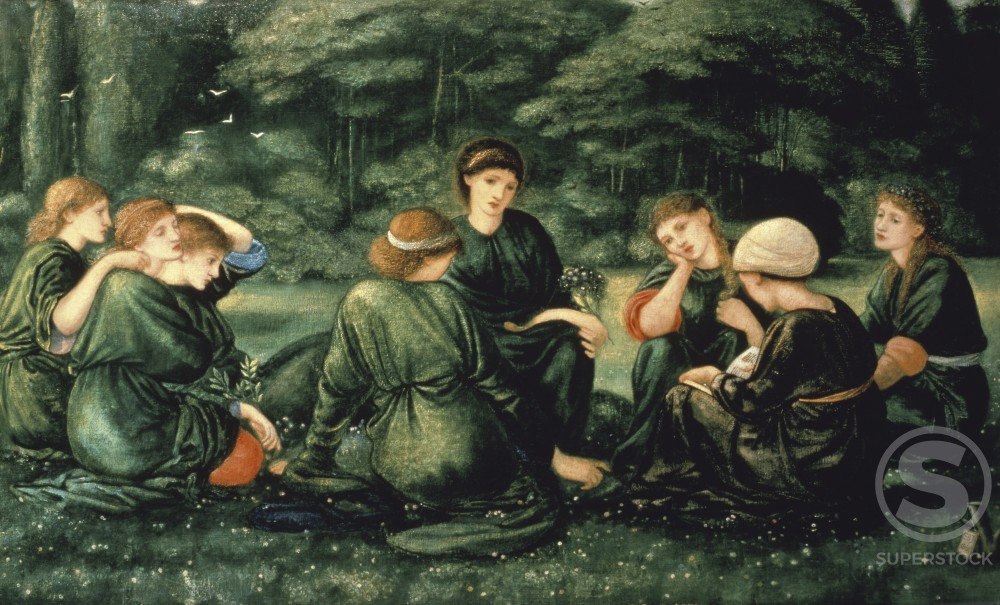 Stock Photo: 866-3514 Green Summer  