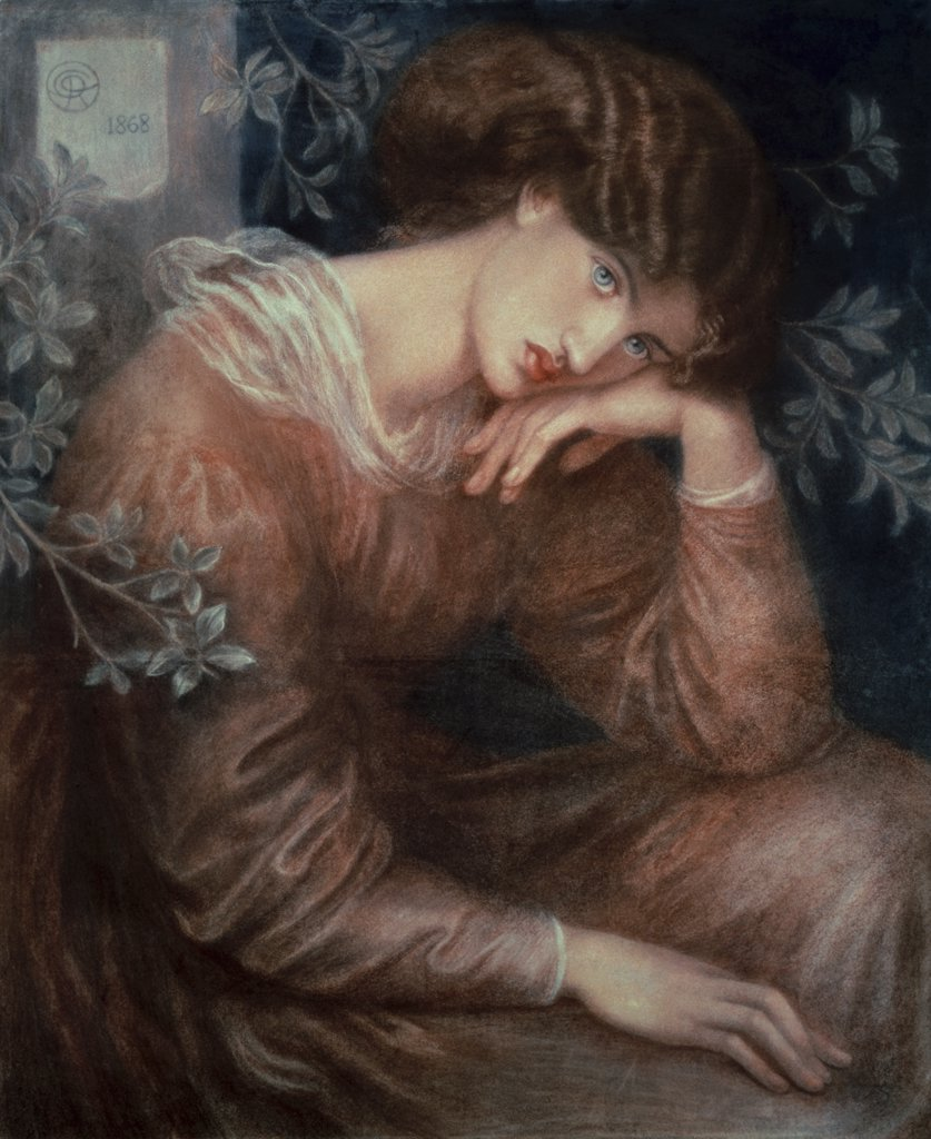 Stock Photo: 866-3656 Reverie