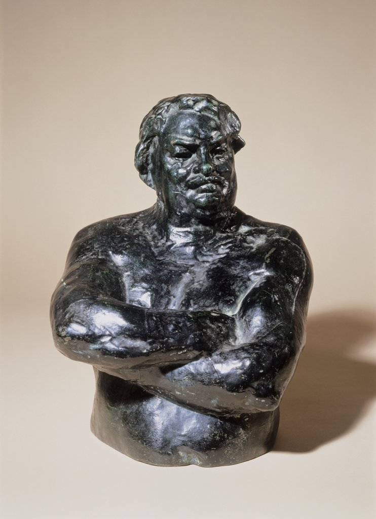 Stock Photo: 866-3685 Buste De Balzac 
