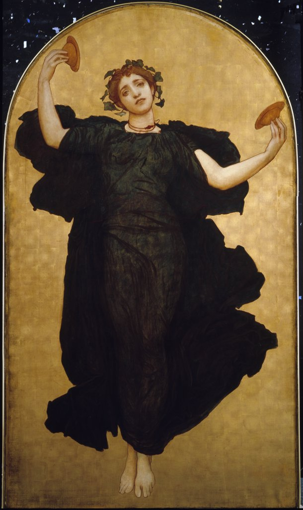 Stock Photo: 866-3793 The Dance of the Cymbalists, by Lord Frederic Leighton, (1830-1896), England, London, Christie's Images