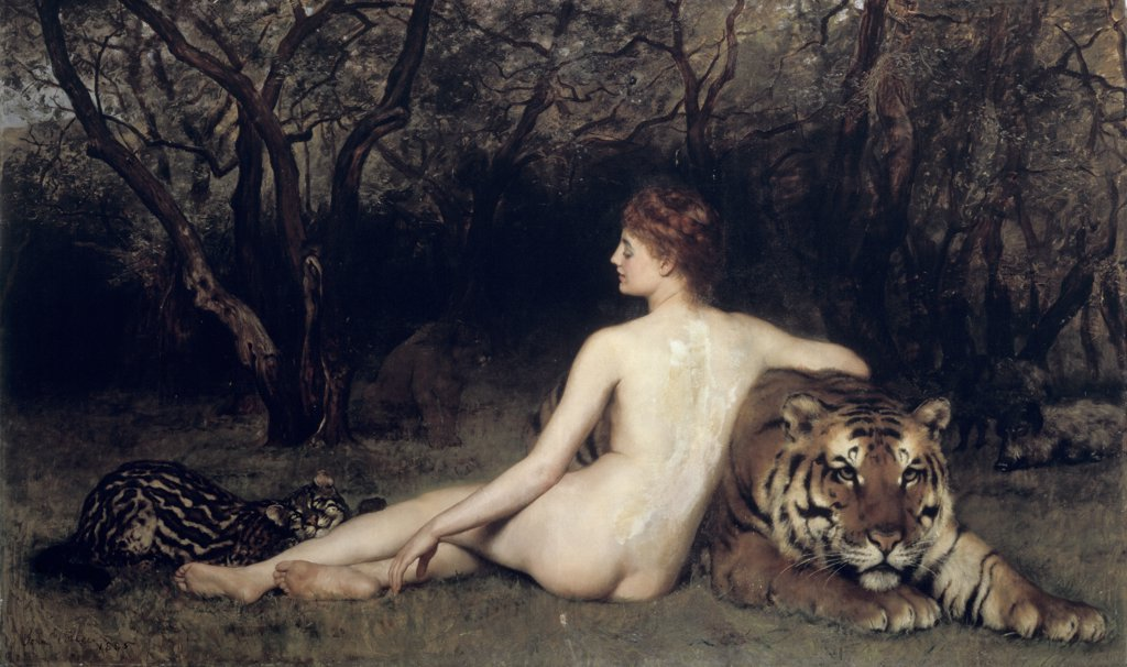 Stock Photo: 866-4337 Circe