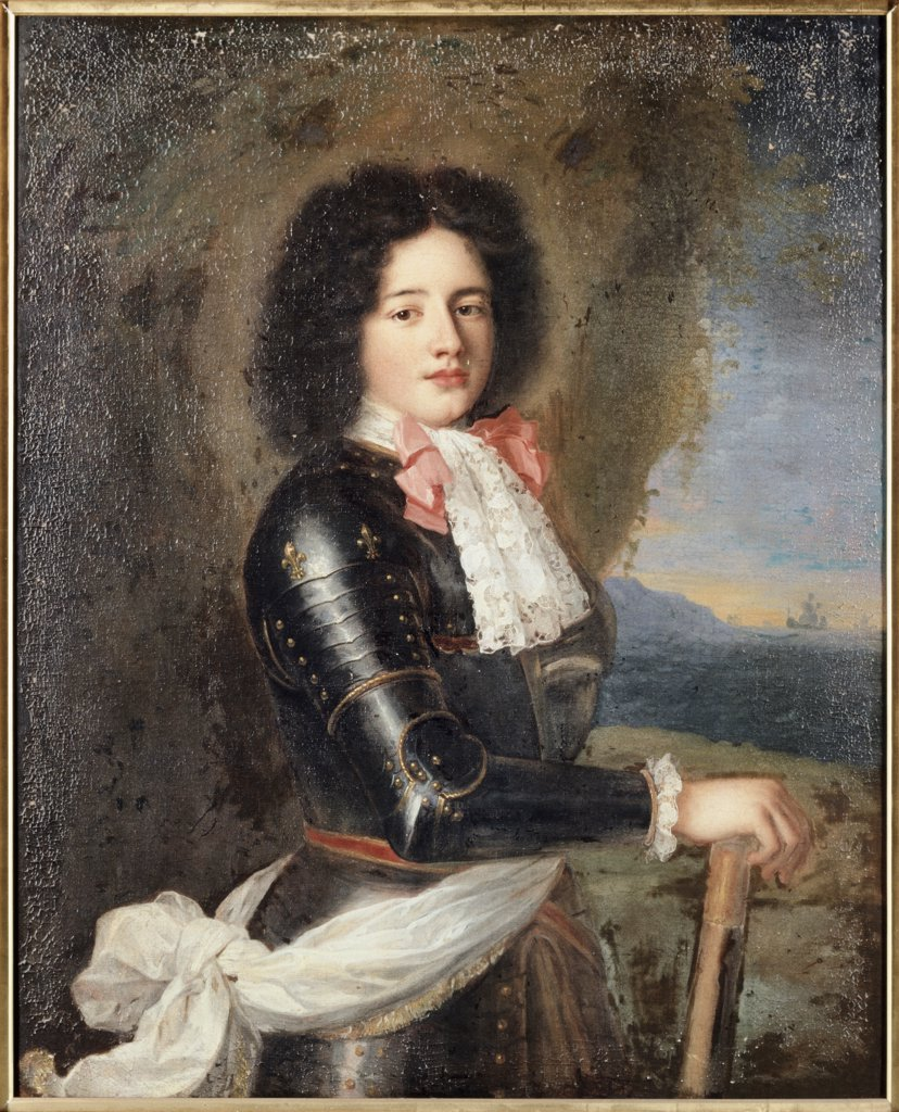 Stock Photo: 866-4366 Portrait Of A Young Nobleman 