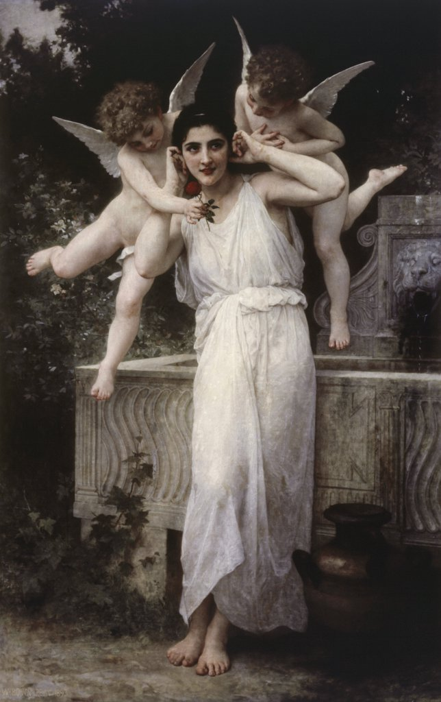 Stock Photo: 866-4507 The Innocent