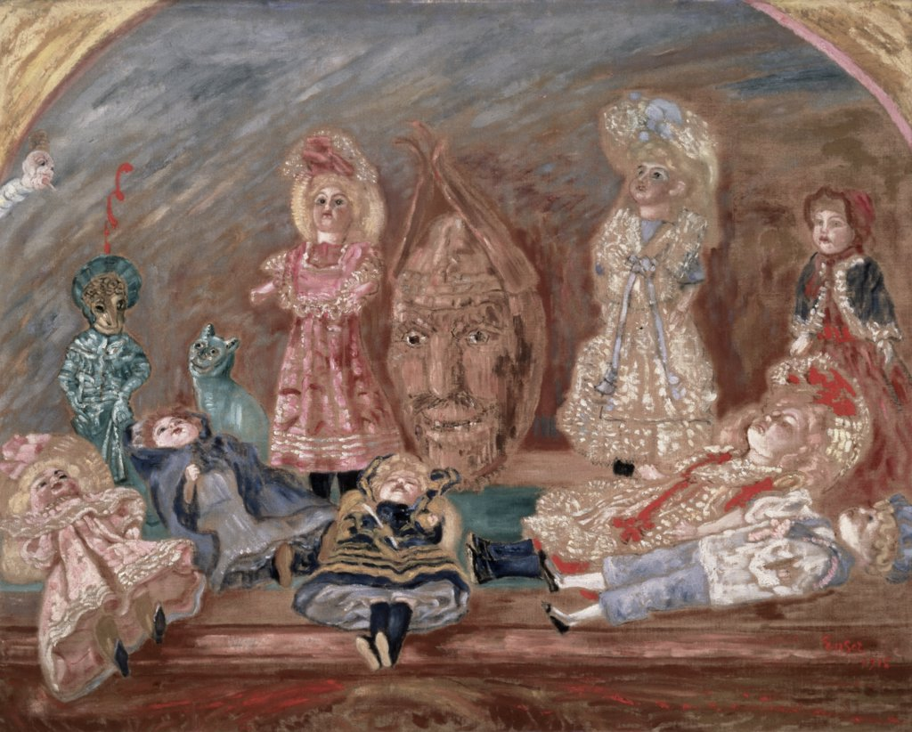 Stock Photo: 866-4711 Les Poupees-Depoppen