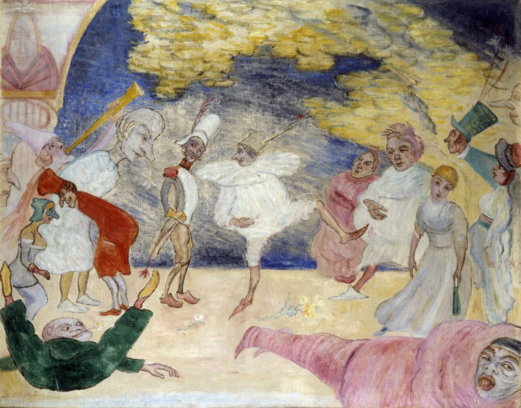 Stock Photo: 866-4713 Ballet Fantastic