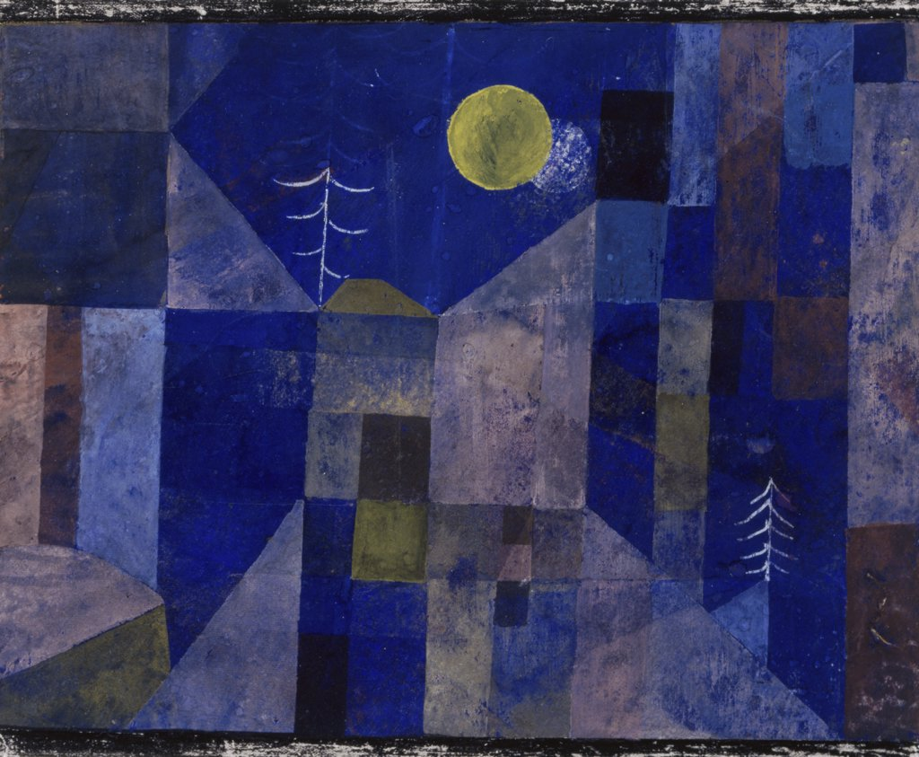 Stock Photo: 866-4779 Mondschein 
