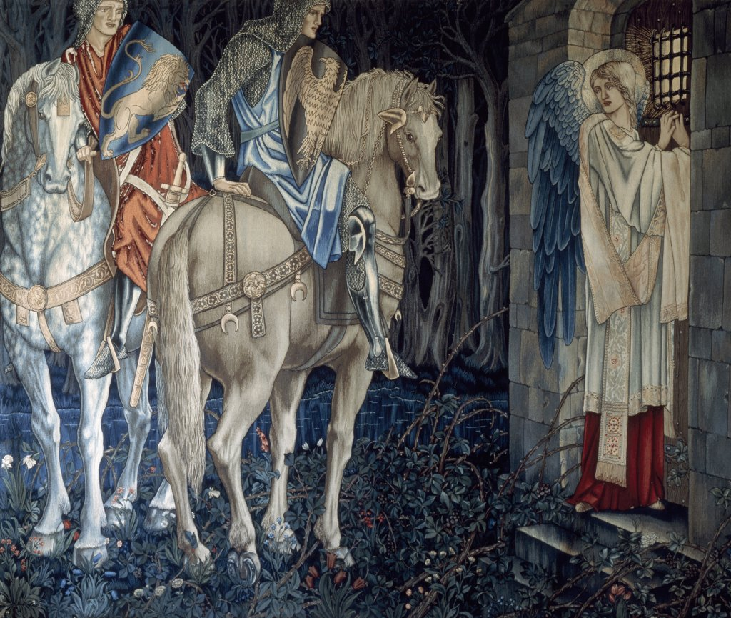 The Failure Of Sir Gawain And Sir Ewain To Achieve The Holy Grail