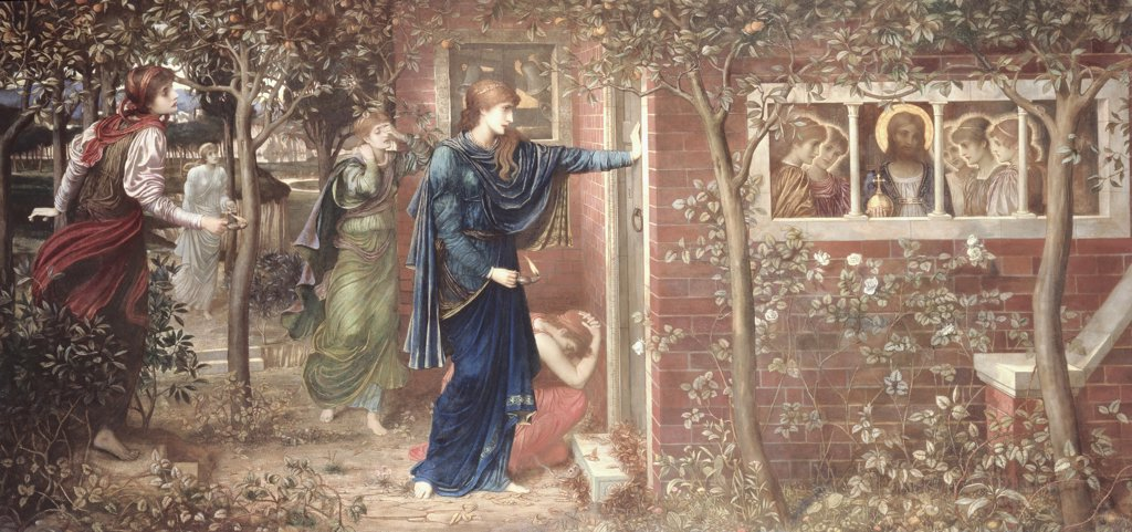 Stock Photo: 866-5237 The Ten Virgins 