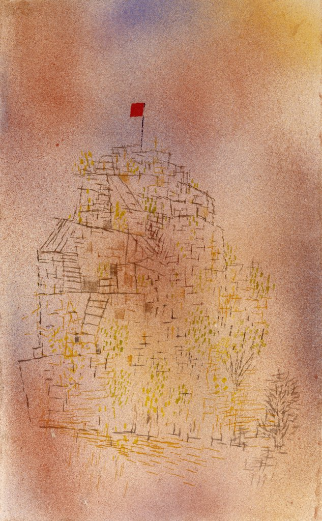 Stock Photo: 866-5253 The Prospect Rock Der Aussichts Felsen
