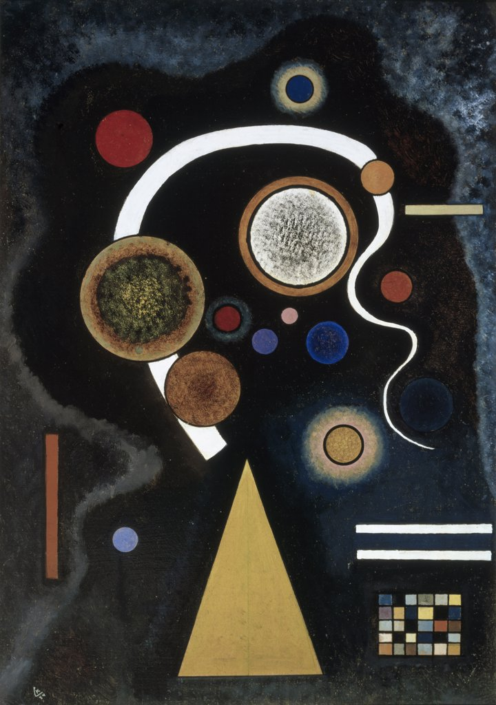 Stock Photo: 866-5261 Launischer Strich 