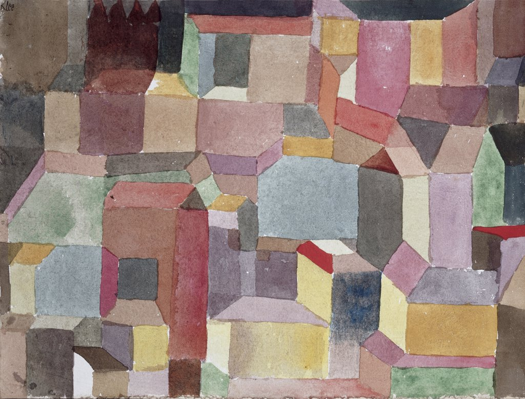 Medieval Town Mittelalterliche Stadt