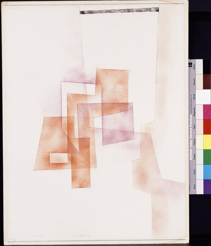Stock Photo: 866-7958 To The White Door; Sum Weissen Tor. Paul Klee (1879-1940). Watercolour And Pen And Black Ink On Ingres Paper, 1931.