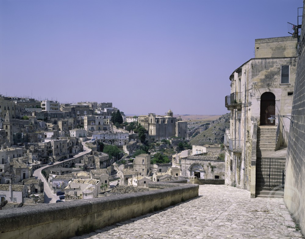 Stock Photo: 869-1036 Isassi Houses